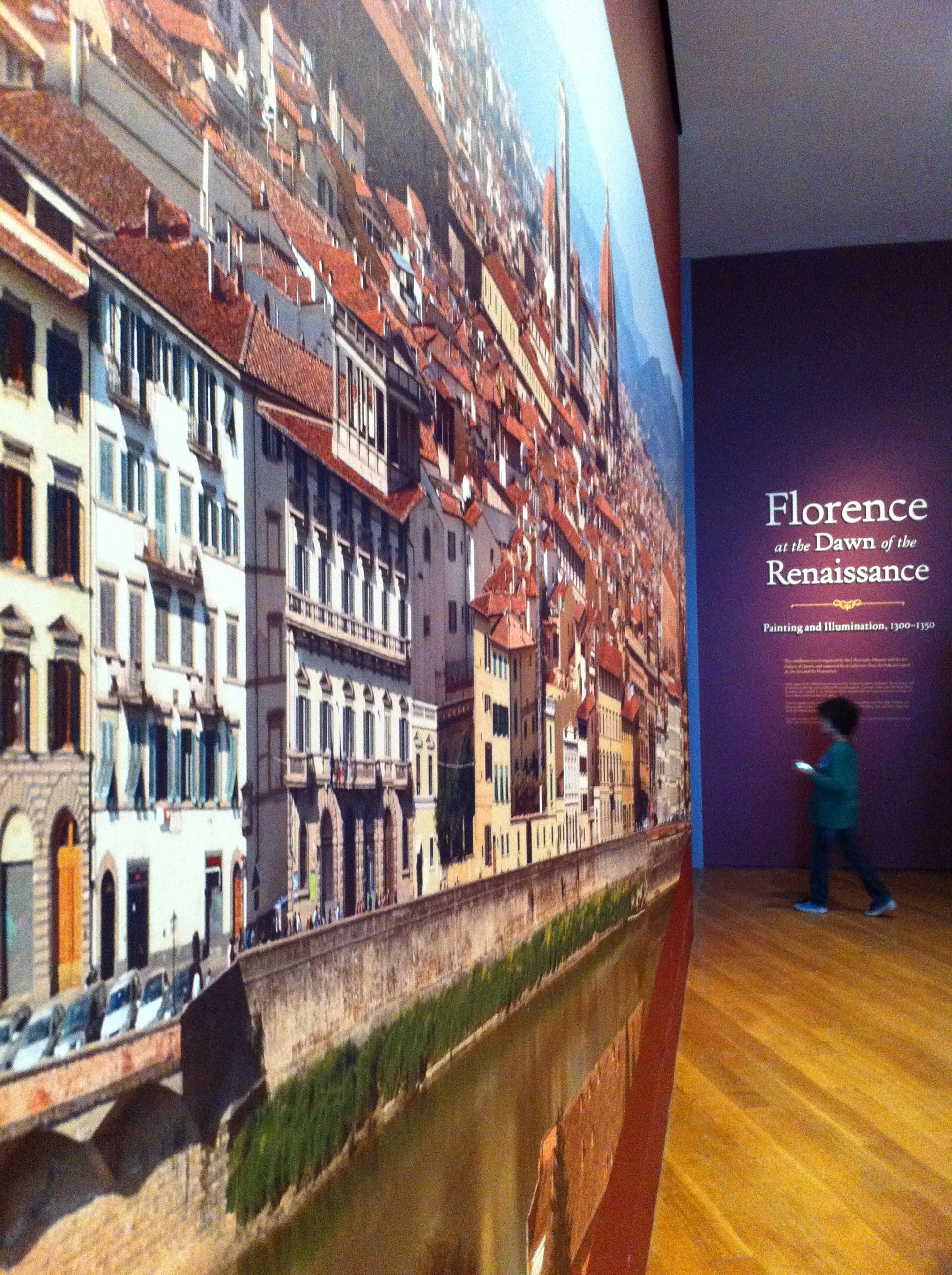 Refinding Florence