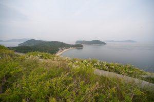 Naoshima, Sea
