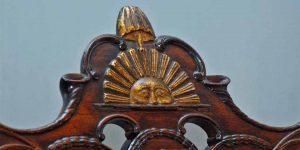 Rising Sun Armchair